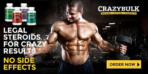 Crazy Bulk legal steroid crazy results big