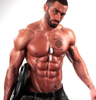 Get ripped body