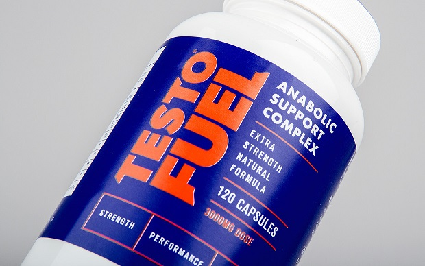 Testo Fuel supplement