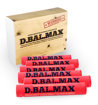 D-bal max boxes and tubes