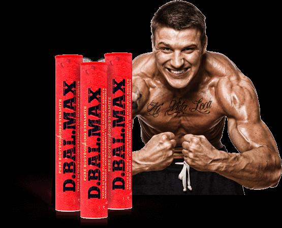 D bal max for bodybuilders