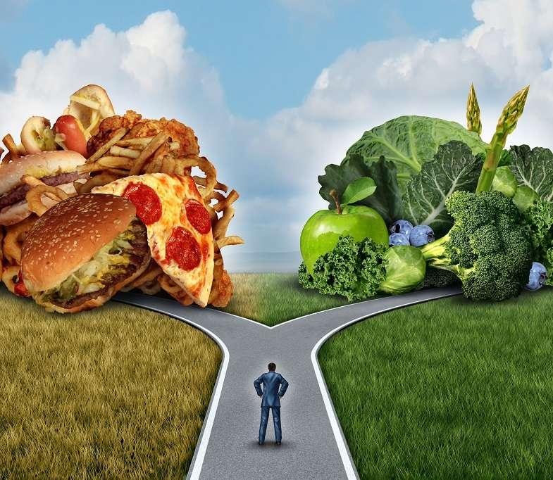 Good diet decisions