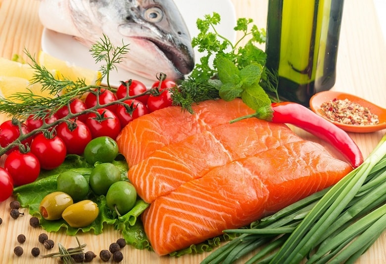 Bulking meals should include lean meat or fish