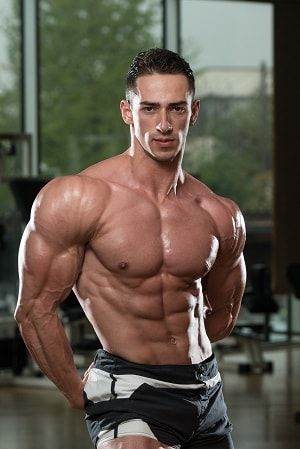 Shred diet helps expose your muscle