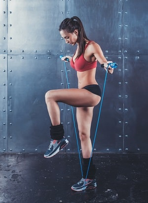 Fat burning exercises for women