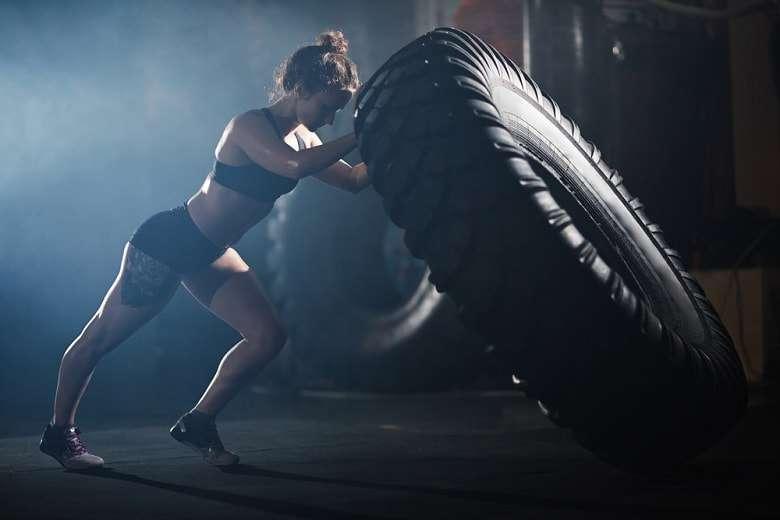 Beginner crossfit workouts